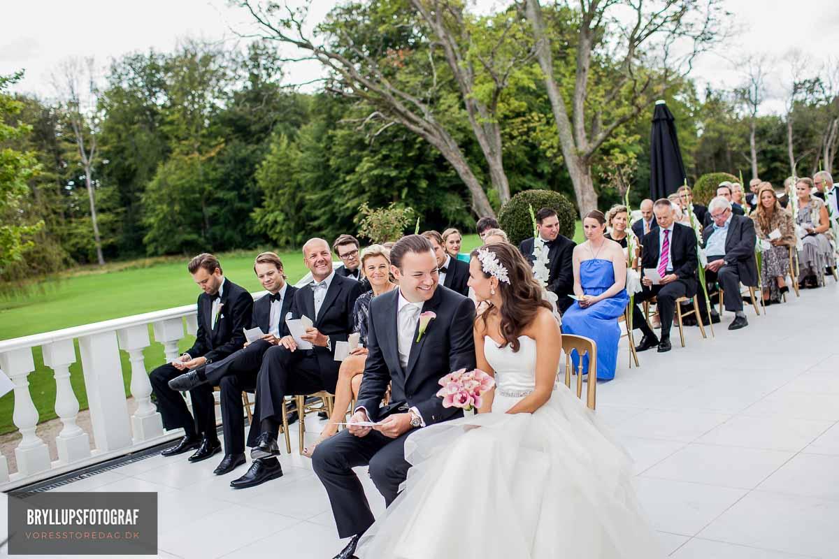 forberedelse, vielse, reception, fest, brudevals svendborg