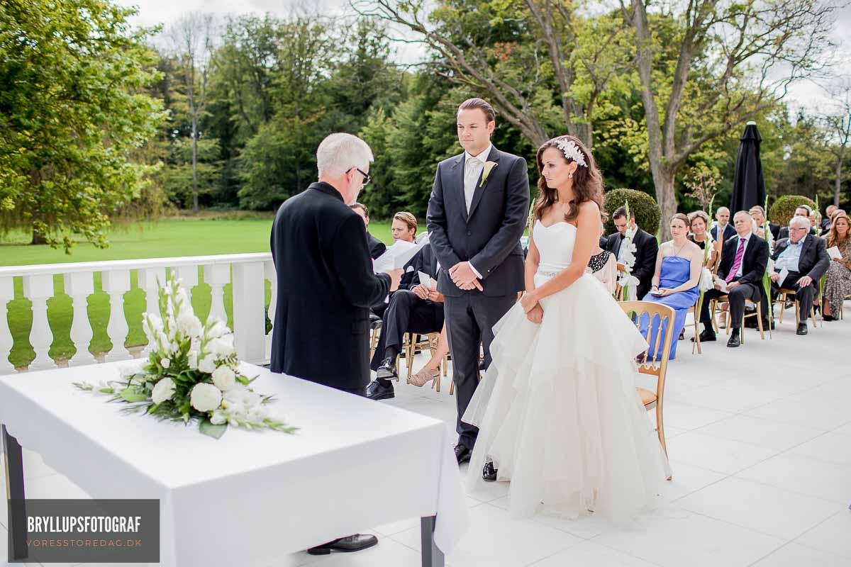 klassiske bryllupsportrætter svendborg