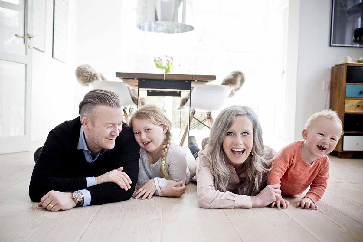 familie foto Svendborg