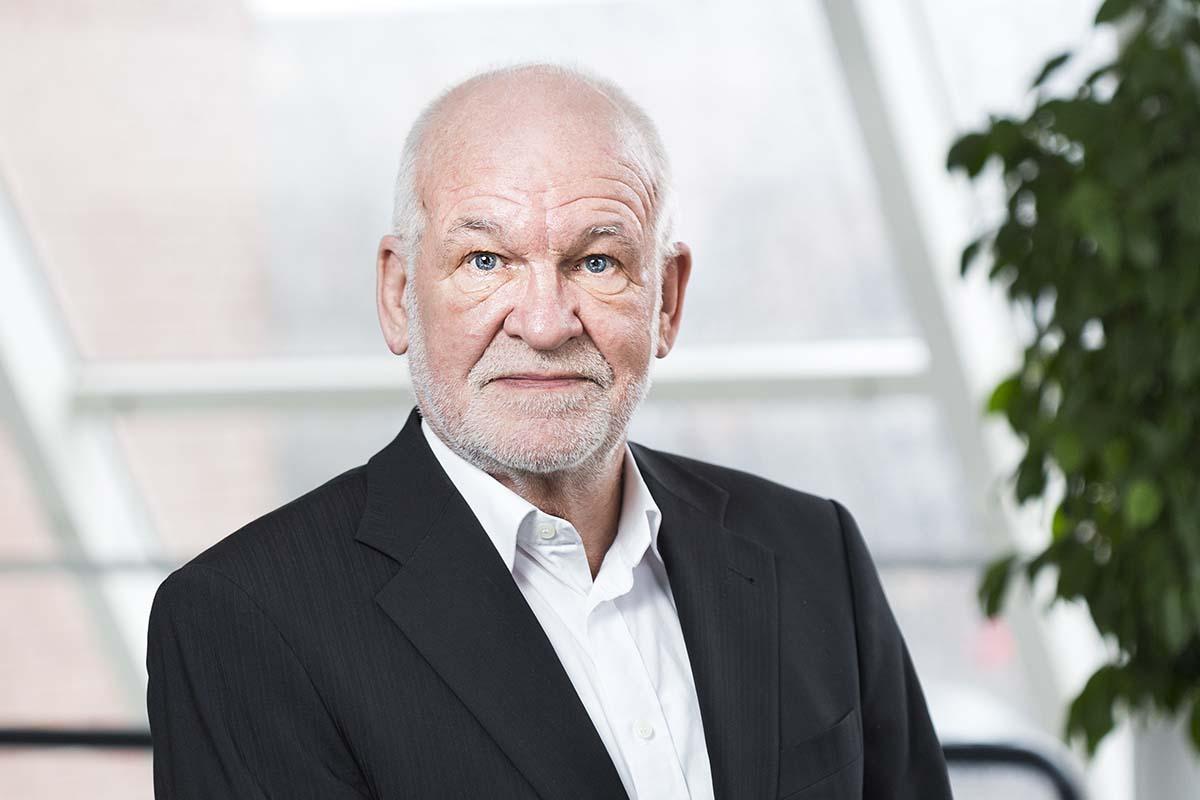portræt af medarbejder Svendborg