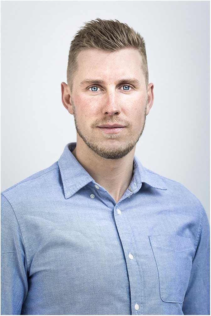 portræt erhverv Svendborg