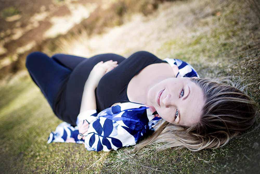 gravid foto natur Svendborg