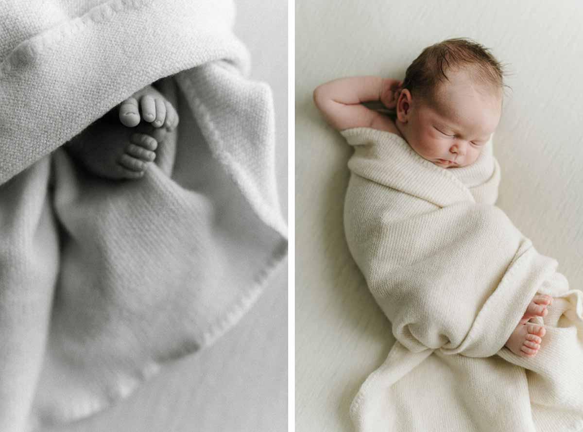 Newborn foto, baby foto i Svendborg