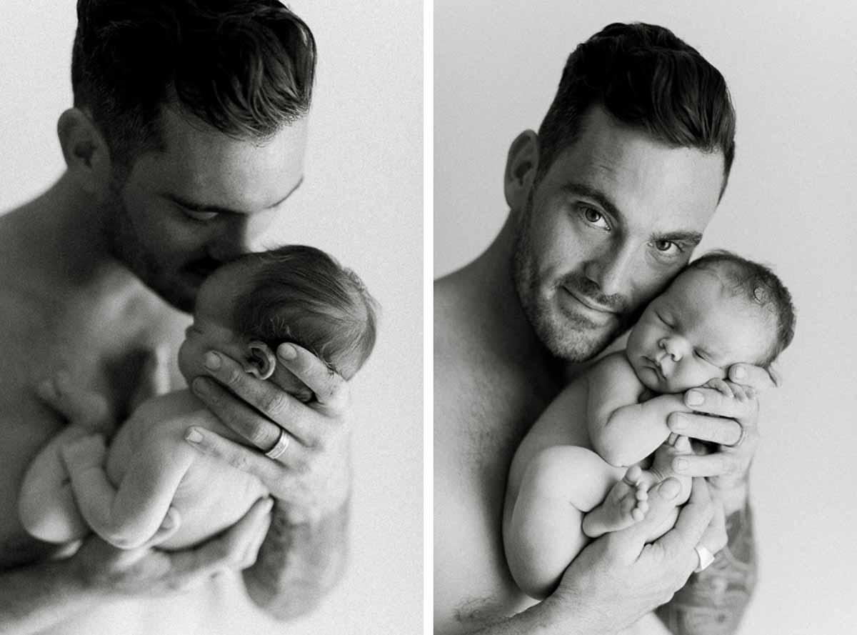 Professionel fotograf Svendborg som har flere års erfaring med nyfødt fotografering